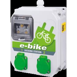 PCE Borne murale e-bike...