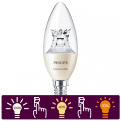 Philips LED B38 SceneSwitch...