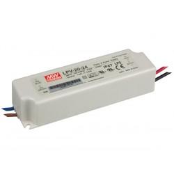 MeanWell LPV-20-24 24VDC...