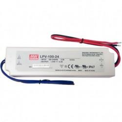MeanWell LPV-100-24 24VDC...