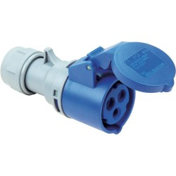 PCE 213-6 connecteur 16A...