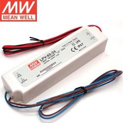 MeanWell LPV-60-24 24VDC...