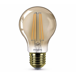 Philips Gold Dimmable 7.5W
