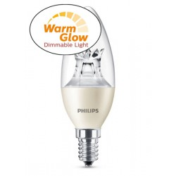 Philips LED B38 WarmGlow