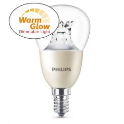 Philips LED P50 WarmGlow